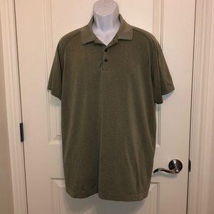 Lululemon polo shirt